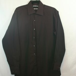 Claiborne Wrinkle free button up shirt